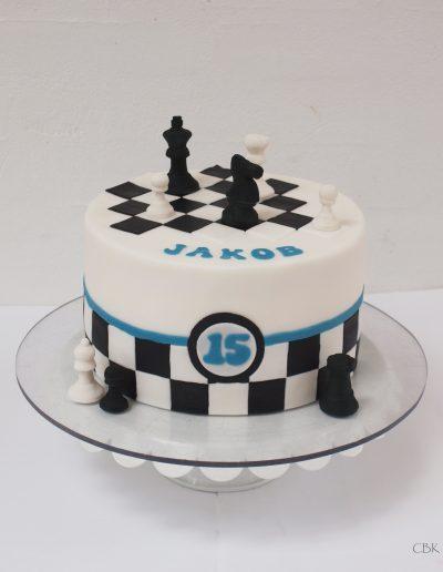 Skakkage til fødselsdag
